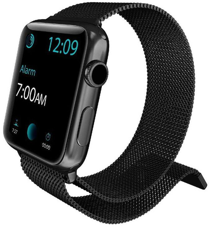 X-Doria Mesh Band 44mm/42mm for Apple Watch