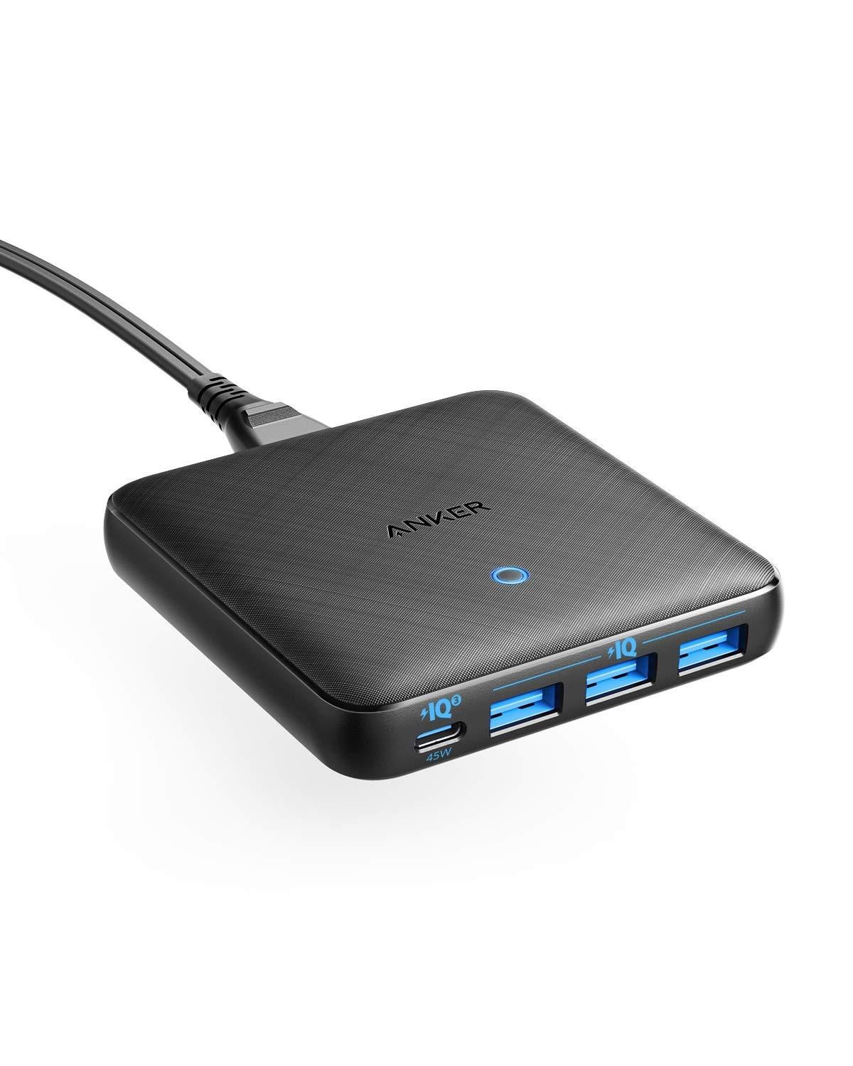 Anker A2045L11 PowerPort Atom III Slim Charger