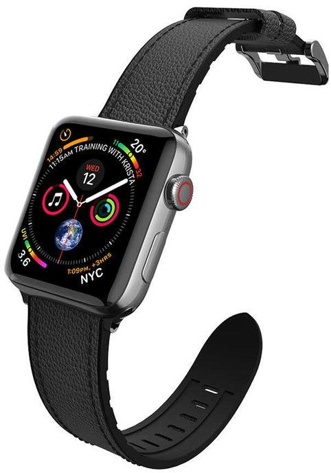 X-Doria Hybrid Leather Band for Apple Watch
