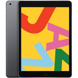 Gorgeous 10.2-Inch Retina Display - A10 Fusion Chip - 802.11AC Wi-Fi 5 8MP Back Camera, 1.2MP FaceTime HD Front Camera - Stereo Speakers Lightning Connector for Charging and More Compatible Accessories